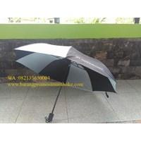 Payung lipat 2 rangka hitam 02