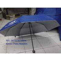 Umbrella fold frame 2 black 03