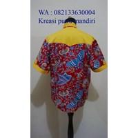 Batik uniform Office 01