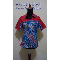 Batik uniform Office 02