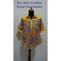 Batik uniform Office 03