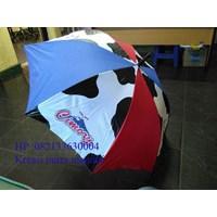 Umbrella golf collour full screen printing