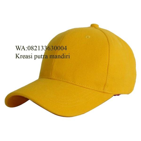 Topi kuning rafel