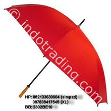 Rain Umbrella Red Color