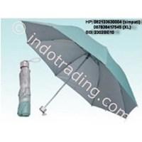 Payung Lipat Rangka Alluminium
