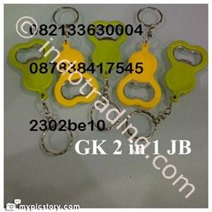 Gantungan Kunci Plastik Promosi
