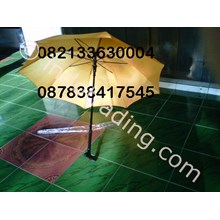 Payung Standar Gagang Tongkat Promosi