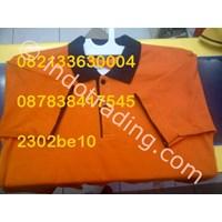 Kaos Krah Polo Orange