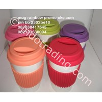 Mug Rainbow Promosi