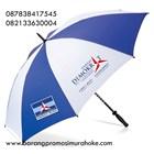 Payung Golf Logo Partai Bahan Nilon 1