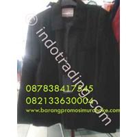 Jacket Black Semi Jas