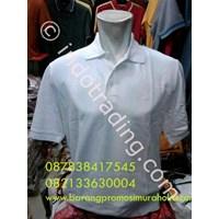 Kaos Hugo Putih Polos Inggar Kreasindo