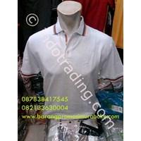 Kaos Hugo Putih List Warna Inggar Kreasindo