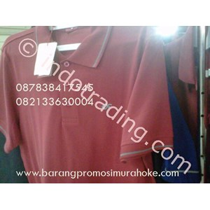 Kaos Country Fiesta Merah List Satu