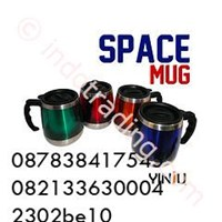 Mug Space Mug Promotion