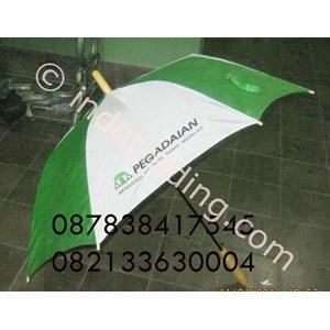Payung Standart Pegadaian Promosi.