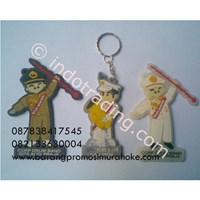 Jual Gantungan kunci ruber promosi 01 2