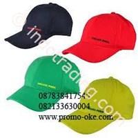 Topi bahan rafel promosi 01 1