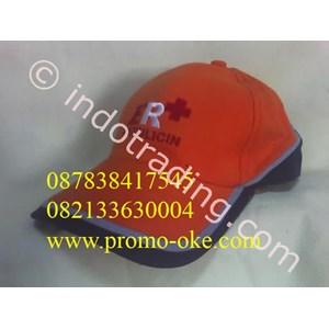 Topi bahan rafel promosi 02