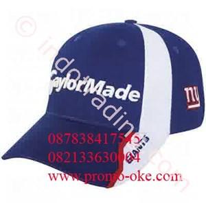 Topi bahan rafel promosi 05