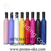 promotional bottle umbrella 02