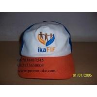 Topi bahan rafel promosi 07 1