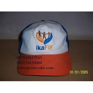 Topi bahan rafel promosi 07
