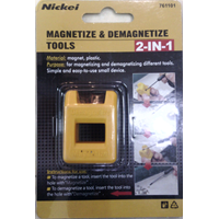 Obeng Magnetize & Demagnetize Tools Nickei 761101 2 In 1  1