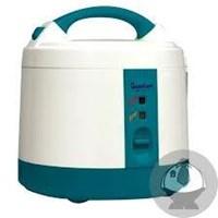 Rice Cooker Mini  (Green) Mc (1 Ltr) -  1