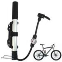 Pompa Tangan Inflator Untuk Sepeda Nyaman Portabel Tekanan Tinggi 1