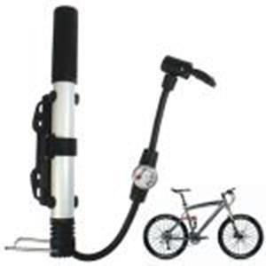 Pompa Tangan Inflator Untuk Sepeda Nyaman Portabel Tekanan Tinggi