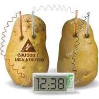 Jam Digital Pake Tenaga Kentang 1