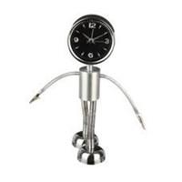 Jam Alarm Model Robot Stainlis 1