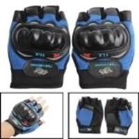 Sarung Tangan Kuda Lokomotif Gloves  Half Finger Non-Slip 1