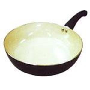Fry Pan 24 Cm Ceratinum Ceramic (Hitam)