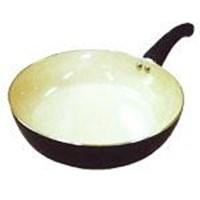 Fry Pan 26 Cm Ceratinum Ceramic  (Hitam) 1