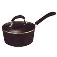 Sauce Pan 18 Cm Hard Anodized  1