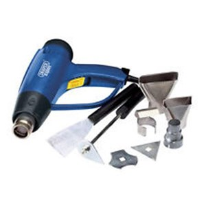 Hot Air Gun Kit W Led Display (2000W)