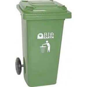 Tempat Sampah Dustbin 30% Recycle-Geen