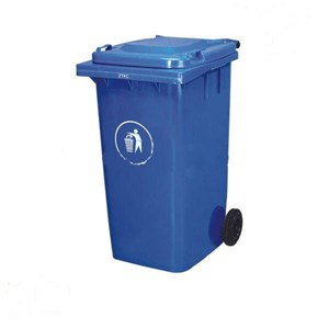 Tempat Sampah Ztl 240H 11Pir Dustbin 30% Recycle