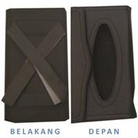 Nocy Box Tissue BS1008 Tali Dua (Black)