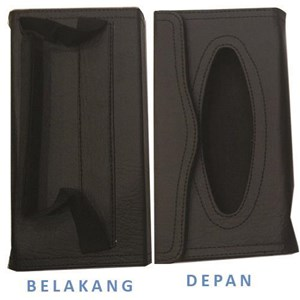 Tissue Box BS1008 Nocy Rope One (Black)