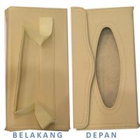 Nocy CF Back Box Tissue Tali Satu (Cream)