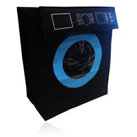 Jual Nocy Laundry Basket WM Cover Black