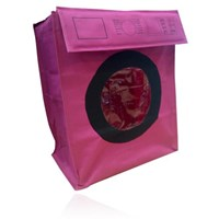 Jual Nocy Laundry Basket WM Cover Pink