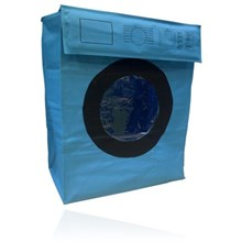 Nocy Laundry Basket WM Cover Biru