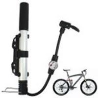 Jual Convenient Portable High Pressure Hand Pump Inflator For Bicycle