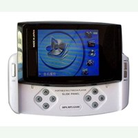 Mainan Elektrik 2.8 Inch Mp5 Media Player With Playing Games And Tv Out Function