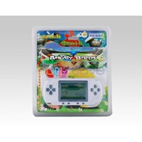 Portable Psp Angry Birds Electronic Game Console ( White )