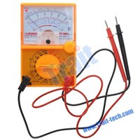 Jual Trx Applied Analog  Batere Tester